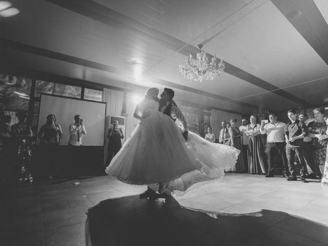 La boda de Manuel y Erica en Xinzo De Limia, Orense 65