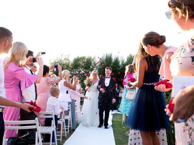 La boda de Bernard y Toma en Almería, Almería 31