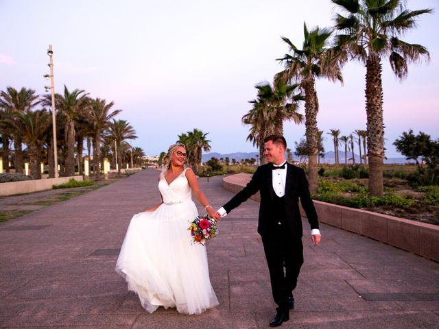 La boda de Bernard y Toma en Almería, Almería 32