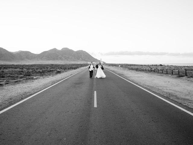 La boda de Bernard y Toma en Almería, Almería 1