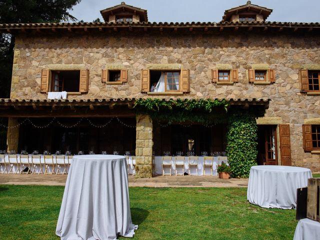 La boda de Oriol y Vira en Viladrau, Girona 18