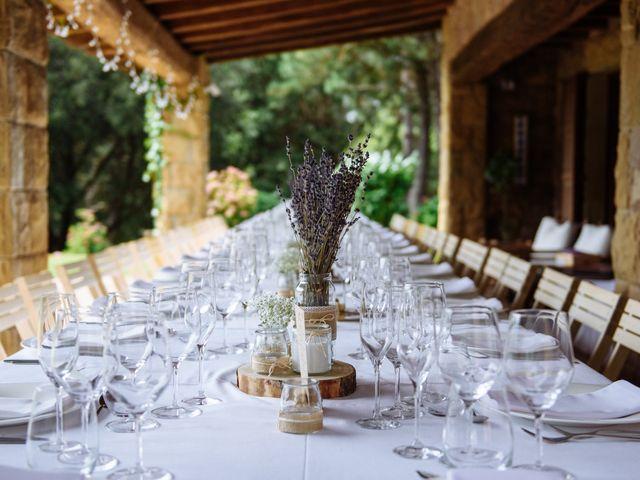 La boda de Oriol y Vira en Viladrau, Girona 19