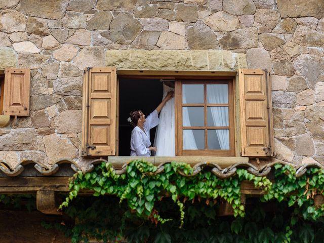 La boda de Oriol y Vira en Viladrau, Girona 20