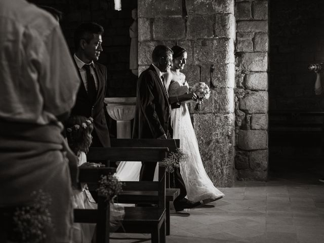 La boda de Oriol y Vira en Viladrau, Girona 44
