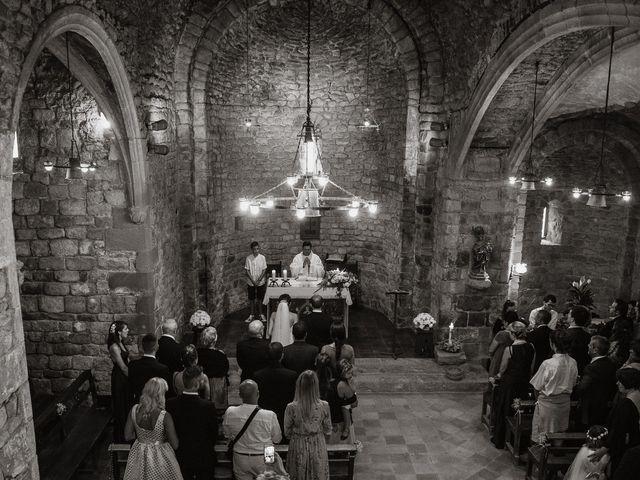 La boda de Oriol y Vira en Viladrau, Girona 45
