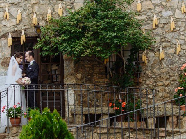 La boda de Oriol y Vira en Viladrau, Girona 84