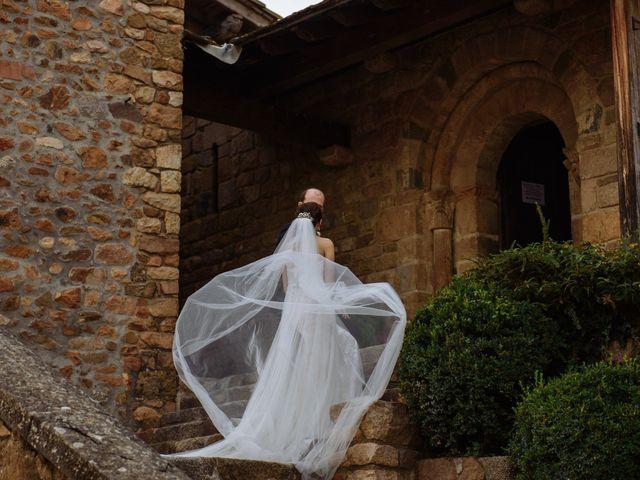 La boda de Oriol y Vira en Viladrau, Girona 90
