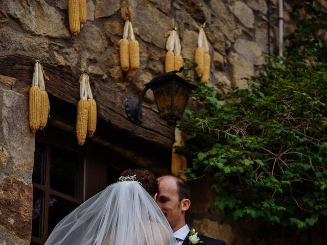 La boda de Oriol y Vira en Viladrau, Girona 93
