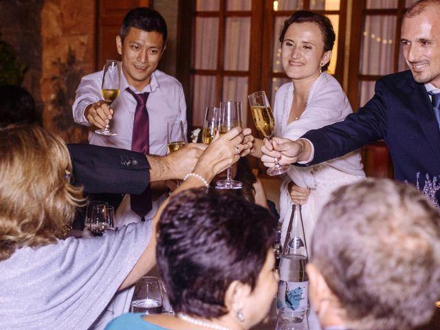 La boda de Oriol y Vira en Viladrau, Girona 108
