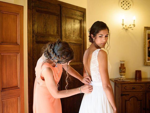 La boda de Edu y Alba en La Pobla De Claramunt, Barcelona 12