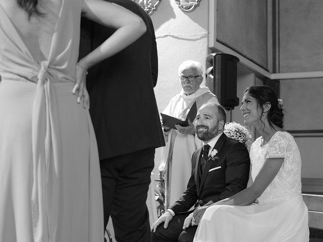 La boda de Edu y Alba en La Pobla De Claramunt, Barcelona 19