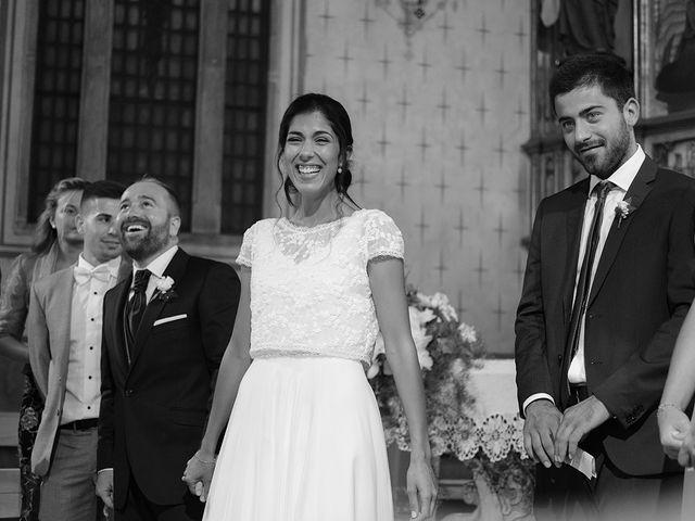 La boda de Edu y Alba en La Pobla De Claramunt, Barcelona 21