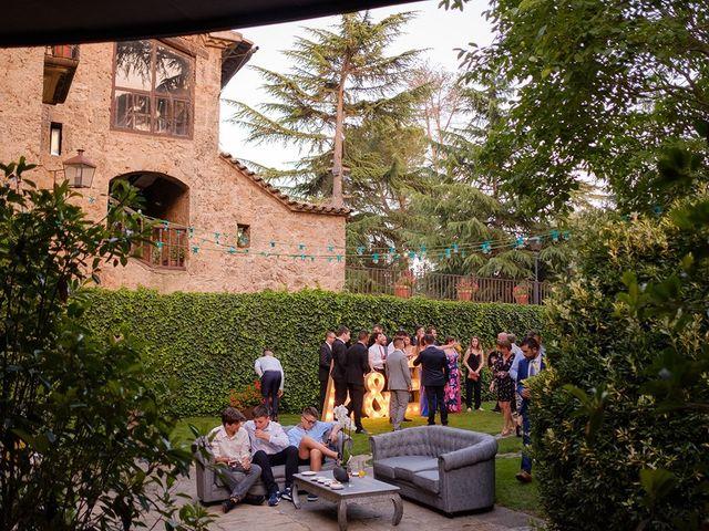 La boda de Edu y Alba en La Pobla De Claramunt, Barcelona 32