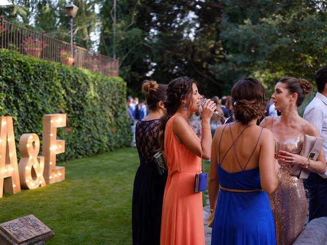 La boda de Edu y Alba en La Pobla De Claramunt, Barcelona 33