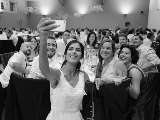 La boda de Edu y Alba en La Pobla De Claramunt, Barcelona 36