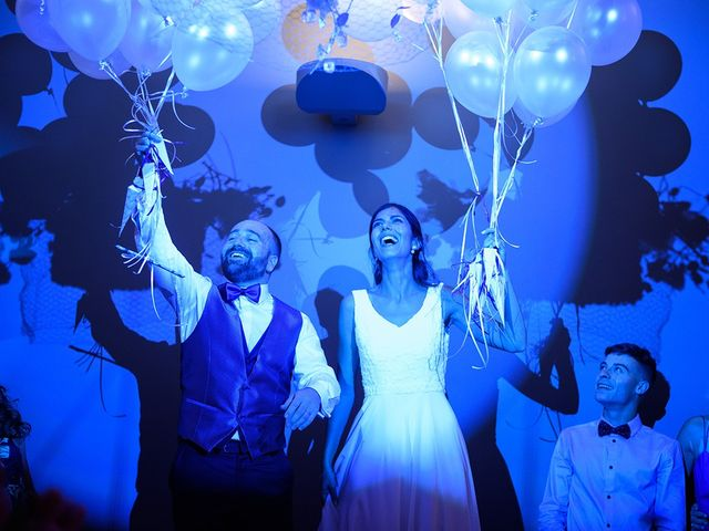 La boda de Edu y Alba en La Pobla De Claramunt, Barcelona 40