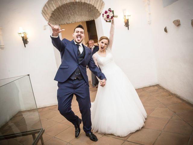 La boda de Edu y Mon en Córdoba, Córdoba 11