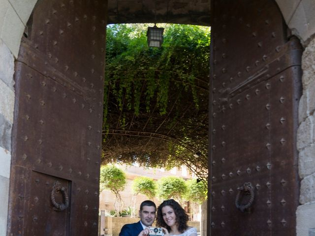 La boda de Ángel y Emérita en L' Olleria, Valencia 9