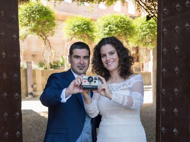 La boda de Ángel y Emérita en L' Olleria, Valencia 10
