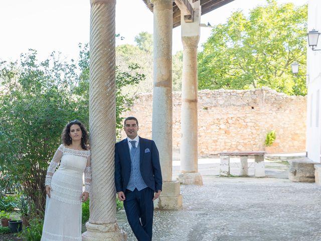La boda de Ángel y Emérita en L' Olleria, Valencia 12