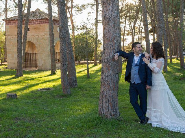 La boda de Ángel y Emérita en L' Olleria, Valencia 14