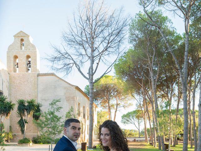 La boda de Ángel y Emérita en L' Olleria, Valencia 15