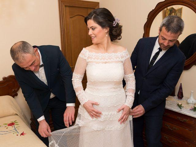 La boda de Ángel y Emérita en L' Olleria, Valencia 27
