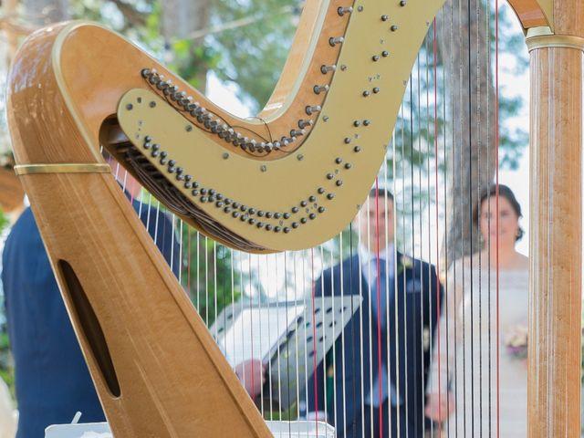 La boda de Ángel y Emérita en L' Olleria, Valencia 2