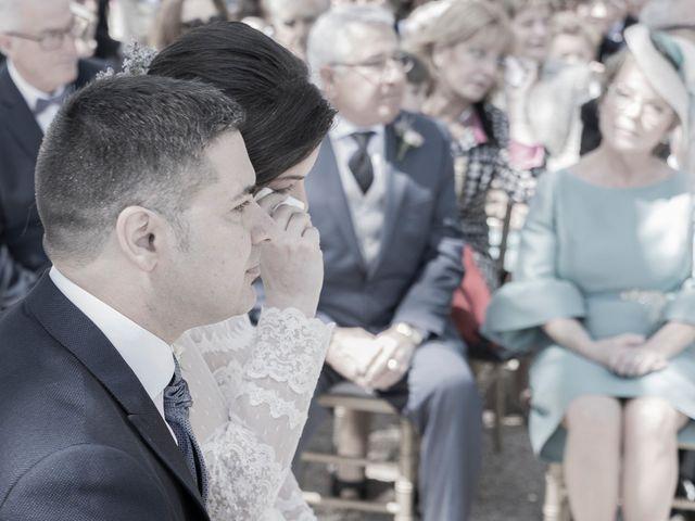 La boda de Ángel y Emérita en L' Olleria, Valencia 35