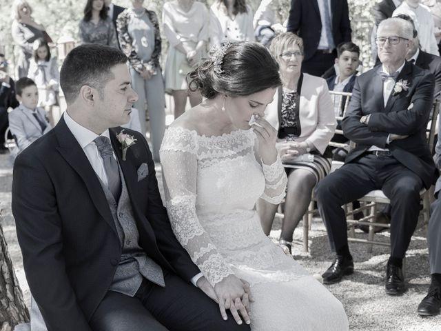 La boda de Ángel y Emérita en L' Olleria, Valencia 36