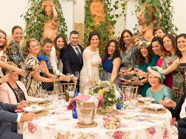La boda de Ángel y Emérita en L' Olleria, Valencia 47