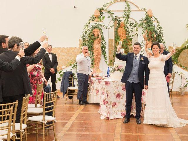 La boda de Ángel y Emérita en L' Olleria, Valencia 50