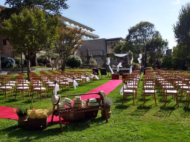 La boda de Jose y Lucía  en Vigo, Pontevedra 6