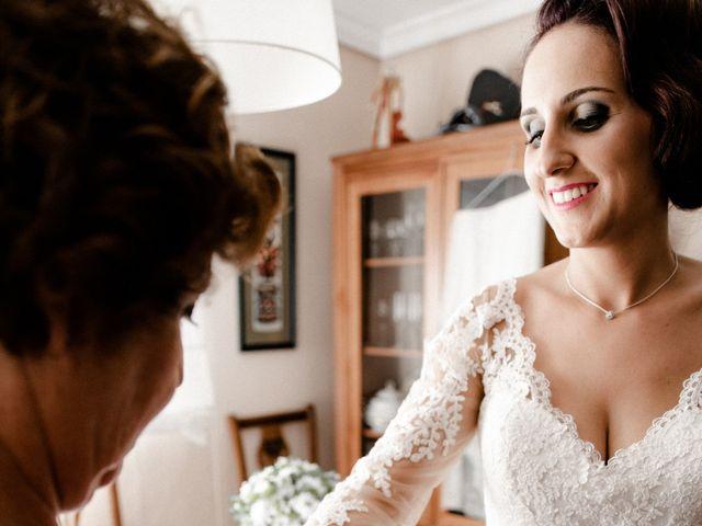 La boda de Francisco y Natalia en Bienvenida, Badajoz 19