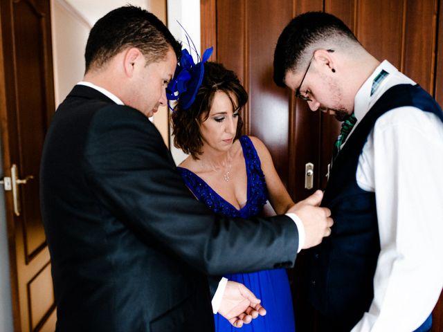 La boda de Francisco y Natalia en Bienvenida, Badajoz 31