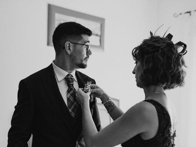 La boda de Francisco y Natalia en Bienvenida, Badajoz 35