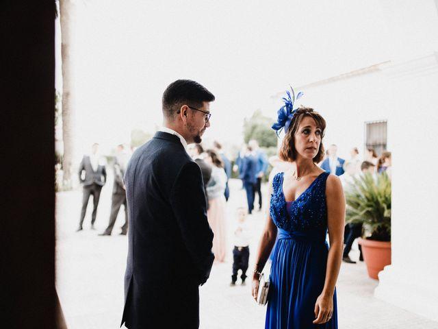La boda de Francisco y Natalia en Bienvenida, Badajoz 44