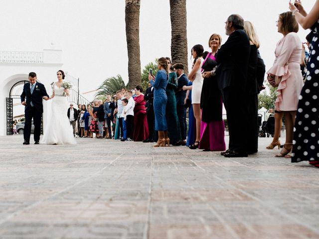 La boda de Francisco y Natalia en Bienvenida, Badajoz 55