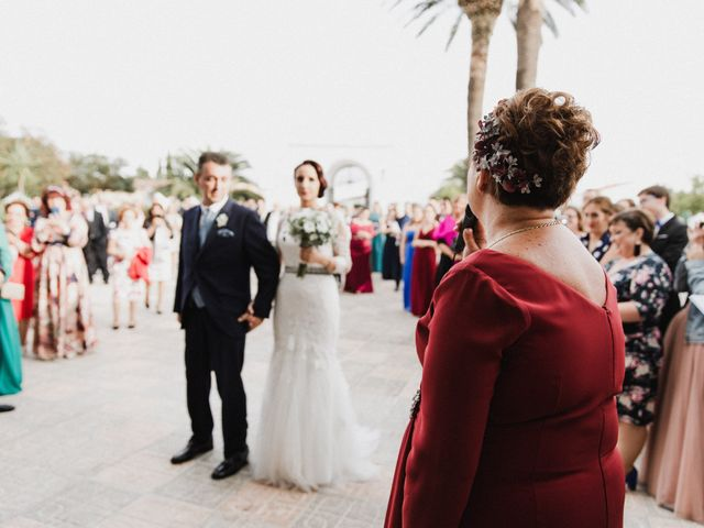 La boda de Francisco y Natalia en Bienvenida, Badajoz 57