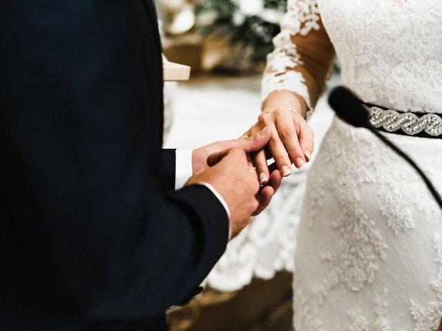 La boda de Francisco y Natalia en Bienvenida, Badajoz 64