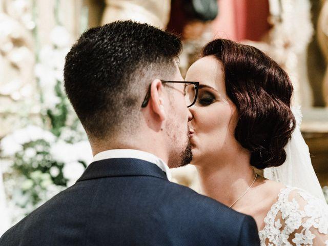 La boda de Francisco y Natalia en Bienvenida, Badajoz 69