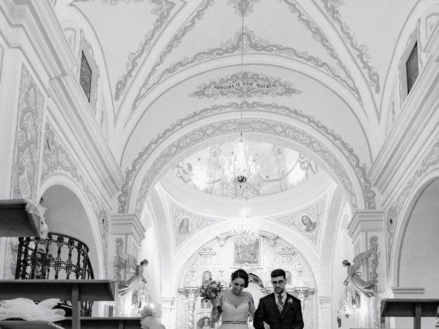 La boda de Francisco y Natalia en Bienvenida, Badajoz 73