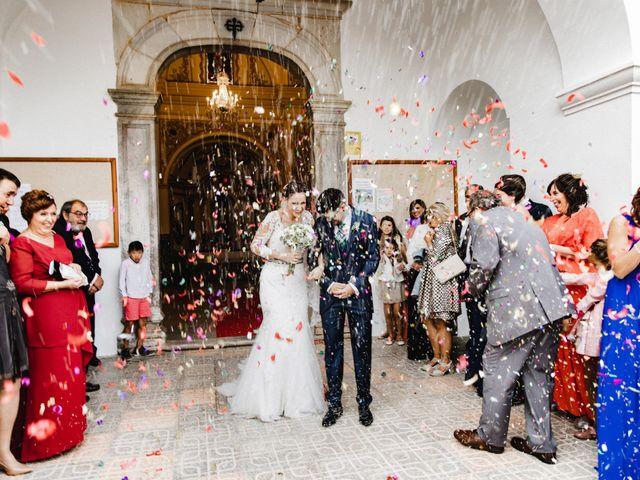 La boda de Francisco y Natalia en Bienvenida, Badajoz 74