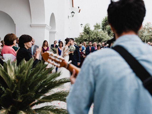 La boda de Francisco y Natalia en Bienvenida, Badajoz 76