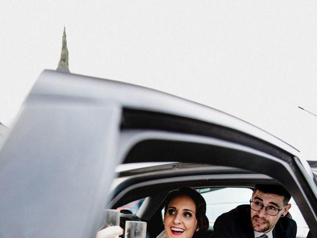 La boda de Francisco y Natalia en Bienvenida, Badajoz 77