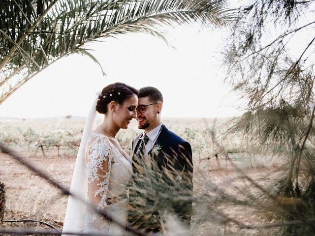 La boda de Francisco y Natalia en Bienvenida, Badajoz 81