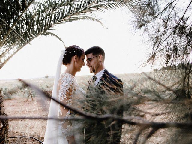 La boda de Francisco y Natalia en Bienvenida, Badajoz 82