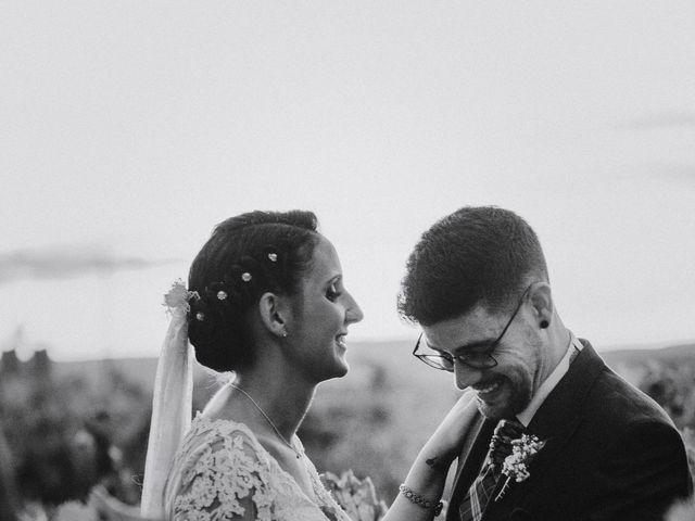 La boda de Francisco y Natalia en Bienvenida, Badajoz 87