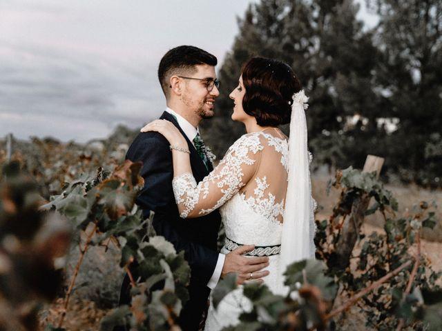 La boda de Francisco y Natalia en Bienvenida, Badajoz 89