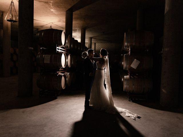 La boda de Francisco y Natalia en Bienvenida, Badajoz 95